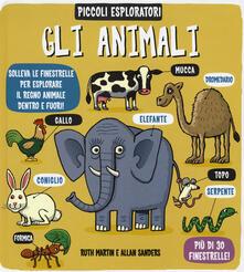 Gli animali. Piccoli esploratori.pdf
