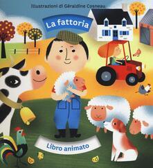 Mercatinidinataletorino.it La fattoria. Libro animato Image