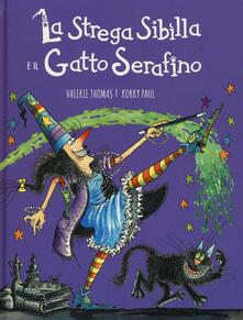 Antondemarirreguera.es La strega Sibilla e il gatto Serafino Image