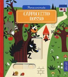 Radiospeed.it Cappuccetto Rosso. Storie animate. Ediz. a colori Image