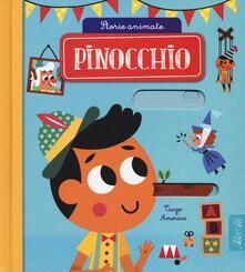 Fondazionesergioperlamusica.it Pinocchio. Storie animate. Ediz. a colori Image
