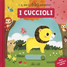 Winniearcher.com I cuccioli. Il mio libro animato. Ediz. a colori Image