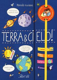 Osteriacasadimare.it Terra & cielo! Ediz. a colori. Ediz. a spirale Image