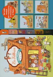 La fabbrica delle fiabe. Ediz. a colori. Con gadget - Mylene Rigaudie - copertina