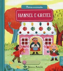Listadelpopolo.it Hansel e Gretel. Storie animate. Ediz. a colori Image