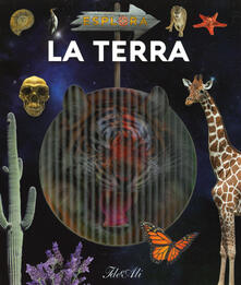 3tsportingclub.it La terra. Esplora. Ediz. a spirale. Con Adesivi. Con Poster Image