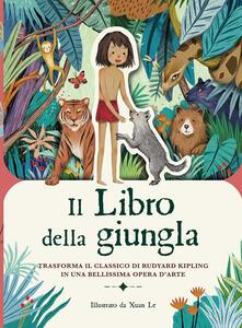 Daddyswing.es Il libro della giungla. Ediz. a colori Image