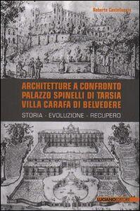 Architettura a confronto. Palazzo Spinelli di Tarsia, villa Carafa di Belvedere