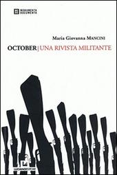 October. Una rivista militante