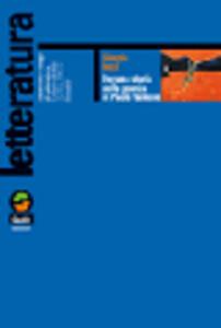 Per una storia della poesia di Paolo Valesio - Giorgio Luzzi - copertina