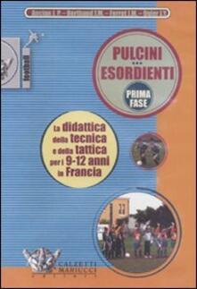Ipabsantonioabatetrino.it Pulcini esordienti. Prima fase. DVD. Con libro Image
