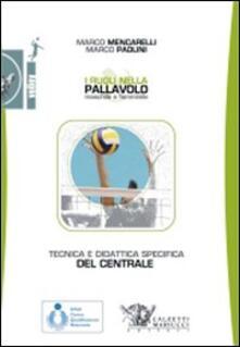 Listadelpopolo.it I ruoli nella pallavolo maschile e femminile. Tecnica e didattica specifica del centrale. Image