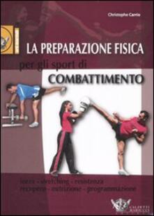 Amatigota.it La preparazione fisica per gli sport di combattimento Image