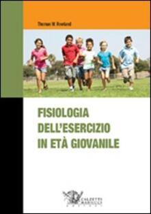 Daddyswing.es Fisiologia dell'esercizio fisico in età giovanile Image