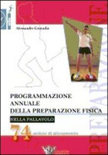Ipabsantonioabatetrino.it Programmazione annuale della preparazione fisica nella pallavolo. 74 sedute di allenamento Image
