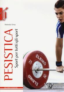 Osteriacasadimare.it Pesistica. Sport per tutti gli sport Image