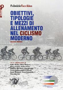 Camfeed.it Obiettivi, tipologie e mezzi di allenamento nel ciclismo moderno Image