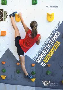 Daddyswing.es Manuale di tecnica di arrampicata. Dagli schemi motori di base alle tecniche evolute Image