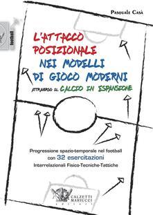 Ristorantezintonio.it L' attacco posizionale nei modelli di gioco moderni attraverso il calcio in espansione Image