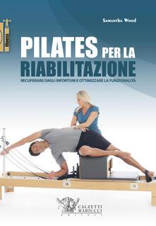Lpgcsostenible.es Pilates per la riabilitazione. Recuperare dagli infortuni e ottimizzare la funzionalità Image