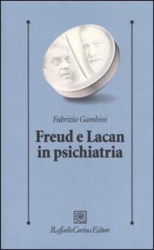 Promoartpalermo.it Freud e Lacan in psichiatria Image