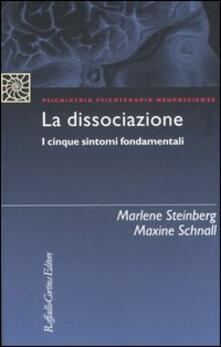 La dissociazione. I cinque sintomi fondamentali.pdf