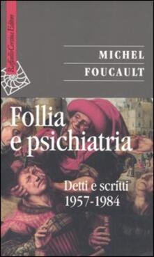 Daddyswing.es Follia e psichiatria. Detti e scritti 1957-1984 Image
