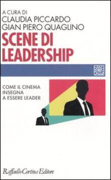Equilibrifestival.it Scene di leadership. Come il cinema insegna ad essere leader Image