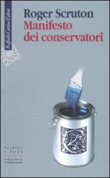 Librisulladiversita.it Manifesto dei conservatori Image