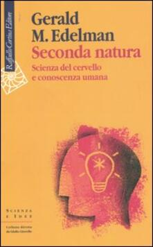 Vitalitart.it Seconda natura. Scienza del cervello e conoscenza umana Image