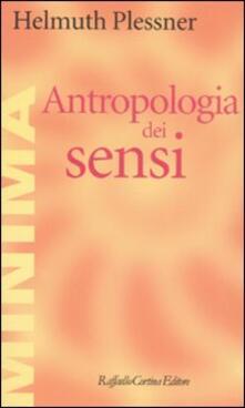 Antropologia dei sensi.pdf