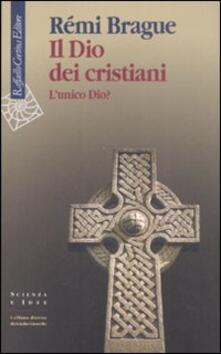 Nordestcaffeisola.it Il Dio dei cristiani. L'unico Dio? Image
