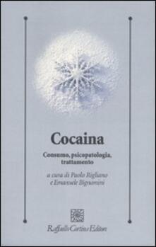 Cocaina. Consumo, psicopatologia, trattamento - copertina
