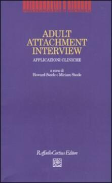 Fondazionesergioperlamusica.it Adult Attachment Interview. Applicazioni cliniche Image