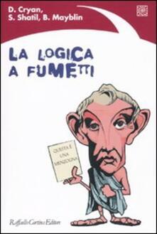 Writersfactory.it La logica a fumetti Image