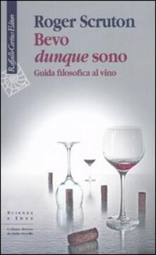 Amatigota.it Bevo dunque sono. Guida filosofica al vino Image