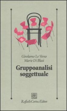 Camfeed.it Gruppoanalisi soggettuale Image