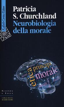 Capturtokyoedition.it Neurobiologia della morale Image
