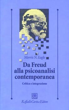 Camfeed.it Da Freud alla psicoanalisi contemporanea. Critica e integrazione Image
