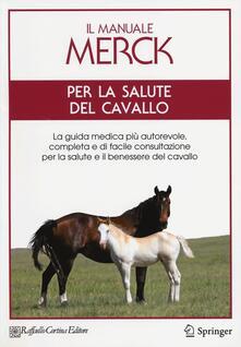 Vitalitart.it Il manuale Merck per la salute del cavallo. La guida medica più autorevole, completa e di facile consultazione per la salute e il benessere del cavallo Image