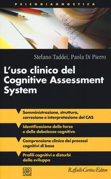 Antondemarirreguera.es L' uso clinico del Cognitive Assessment System Image