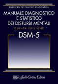 Libro DSM-5. Manuale diagnostico e statistico dei disturbi mentali