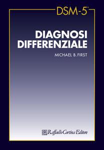 DSM-5 diagnosi differenziale
