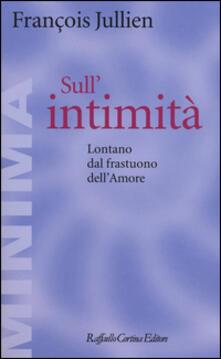Antondemarirreguera.es Sull'intimità. Lontano dal frastuono dell'amore Image
