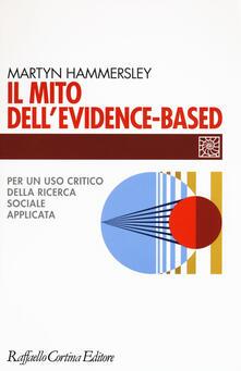 Vastese1902.it Il mito dell'evidence-based. Per un uso critico della ricerca sociale applicata Image