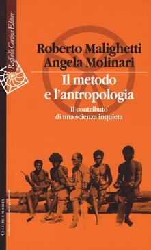 Equilibrifestival.it Il metodo e l'antropologia. Il contributo di una scienza inquieta Image