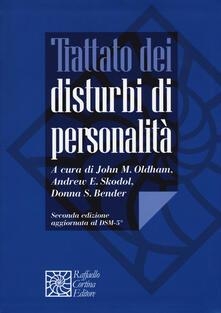 Antondemarirreguera.es Trattato dei disturbi di personalità Image