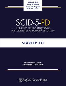 Winniearcher.com SCID-5-PD. Intervista clinica strutturata per i disturbi di personalità del DSM-5® Image