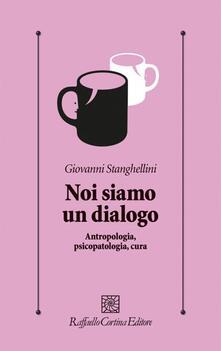 Charun.it Noi siamo un dialogo. Antropologia, psicopatologia, cura Image