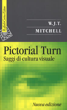 Pictorial turn. Saggi di cultura visuale - W.J.T. Mitchell - copertina